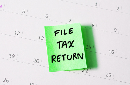 File your 2017-18 tax return soon
