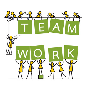 Team Work - Sandra Silk Bookkeeping