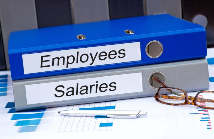 Rate of pay for new employees