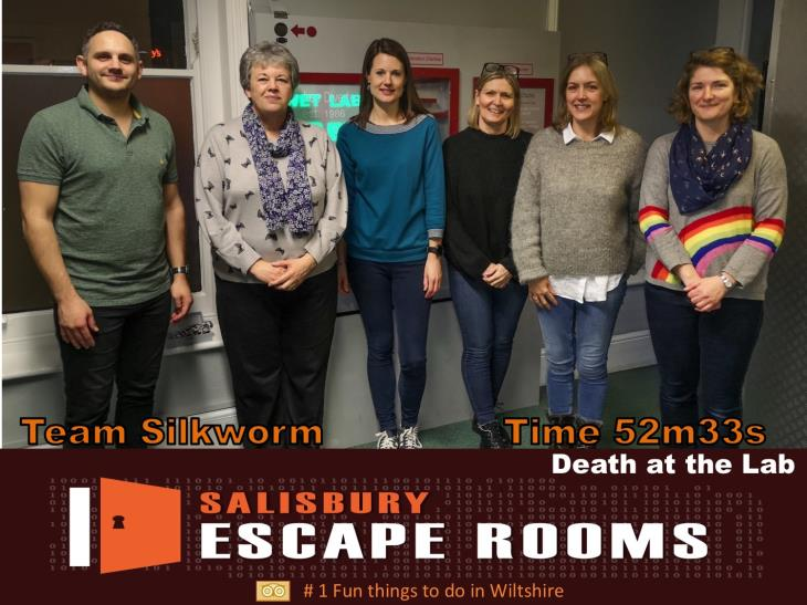 Escape Rooms | Sandra Silk Bookkeeping