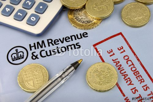 Dealing with HMRC