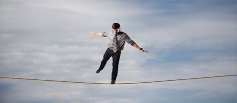 Is running your business a balancing act?